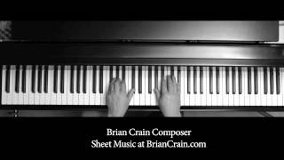 Brian Crain - Song for Yeongwol (Overhead Camera)