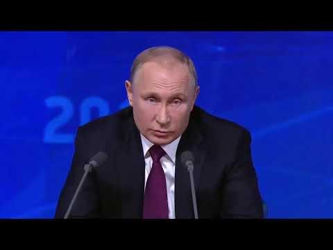 Путин о победе