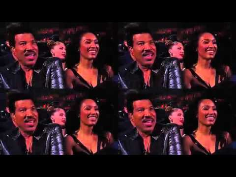 Tribute To Lionel Richie Grammy Awards 2016 Many artists ( Meghan Trainor, Demi Lovato...)