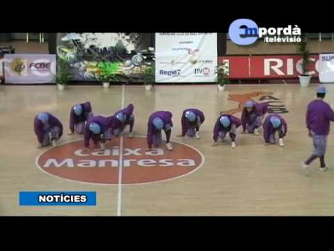 CK GROUP campions de Catalunya de Hip Hop