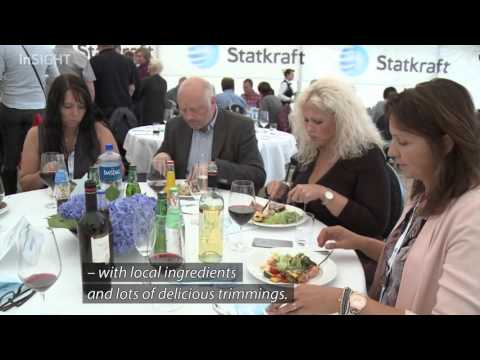 Statkraft's 120th anniversary in Dalen, Norway