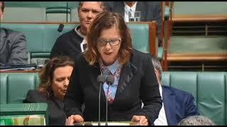Parliament - 26 June 2018 - Matter of Public Importance