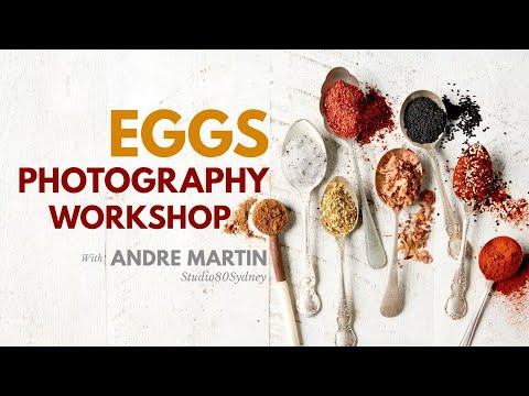 FOOD PHOTOGRAPHY -  WORKSHOP - TUTORIAL - CLASSES thumbnail