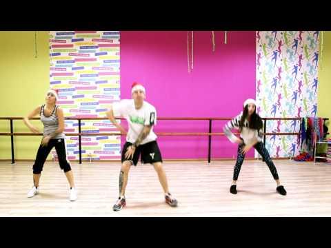 Jingle Bells (TRAP REMIX) Dance video