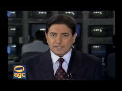 Jornal da Manchete - 1995 com Carlos Bianchini