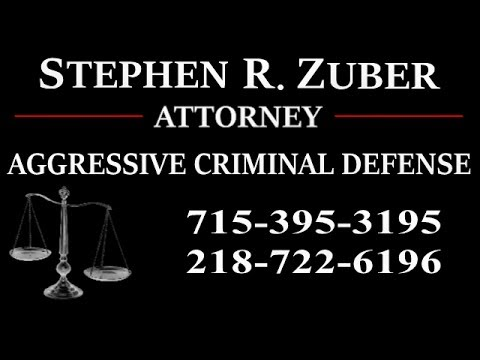Superior, WI Criminal Defense Lawyer Stephen R  Zuber
