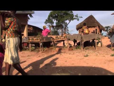 Congo/DR: Route de Beni a Butembo, Mai 2015