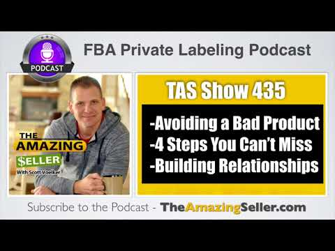 China Agent Speaks OUT & Saved us $5k on Bad Product! Don't Skip Steps! TAS 435: The Amazing Seller