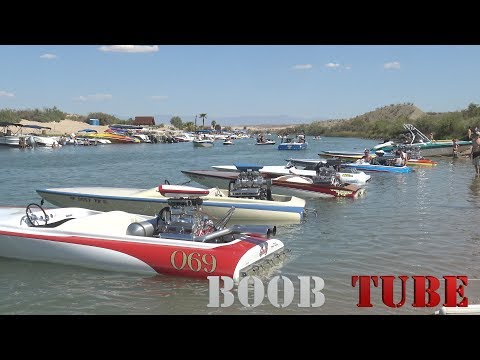 PIRATE COVE BILLY-B'S RIVER ROCKET'S BOAT SHOW 2017
