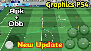 Gambar cover How To Download PES 2019 Mobile Latest Version Apk+Obb (Android/IOS)
