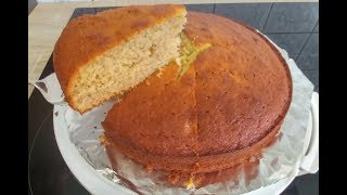 banana cake easy recipe