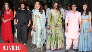 Baixar Salman Khan, Katrina Kaif, Iulia, Malaika and Arbaaz Khan with Girlfriend in one Place | FULL VIDEO