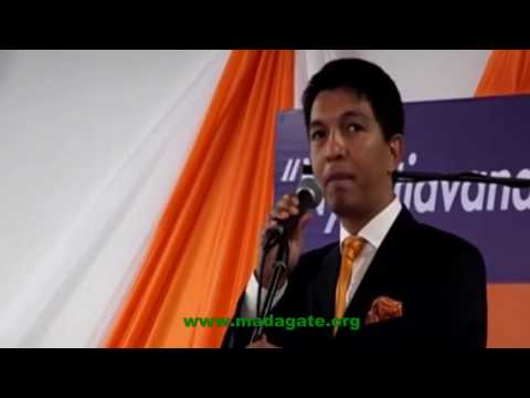 Andry Rajoelina ARENA 3 12 Février 2017