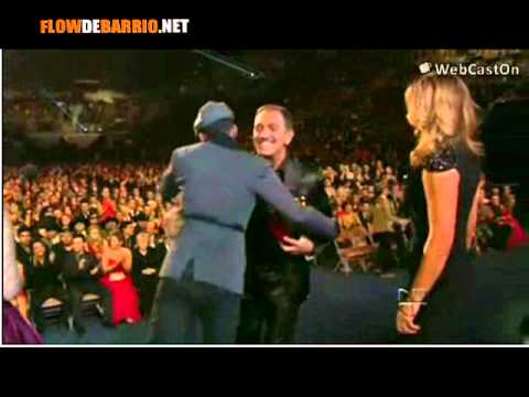 Franco De Vita Mejor Album Vocal Pop Masculino @ Latin Grammy 2011 (Full HD)