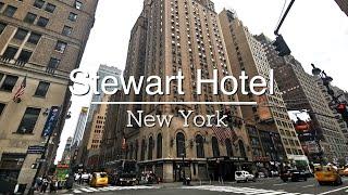 Stewart New York City Hotel Tour | New York, USA | Traveller Passport