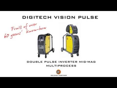 DIGITECH VISION PULSE