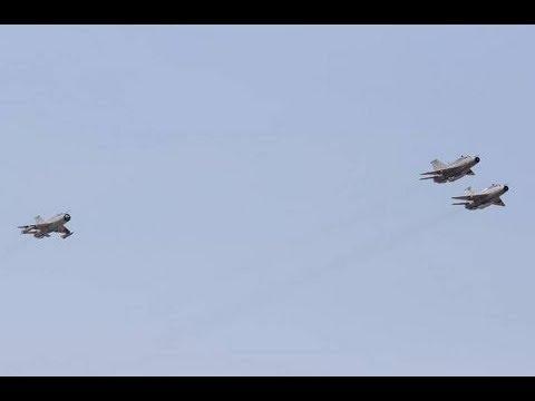 The IAF's tribute to Kargil war martyrs