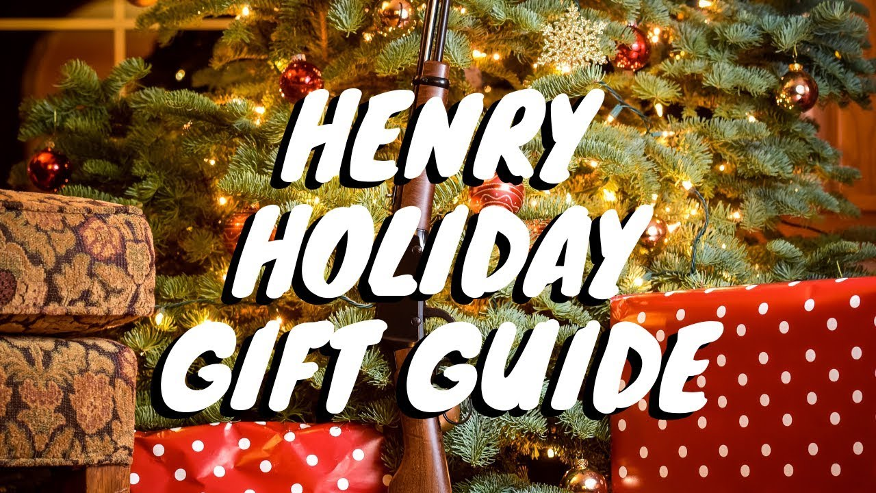 Who Wants a Henry Rifle for Christmas?