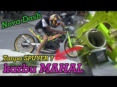 Setting SMART KARBU Pada Nova Dash, Karbu Tanpa Spuyer ? | smart Carb