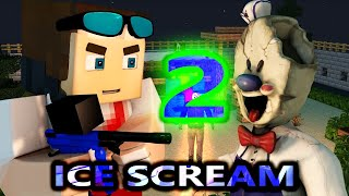 ICE SCREAM vs MINECRAFT 2 CHALLENGE Ft Rod Steven Universe 3 (Official) Funny Horror Animation Movie