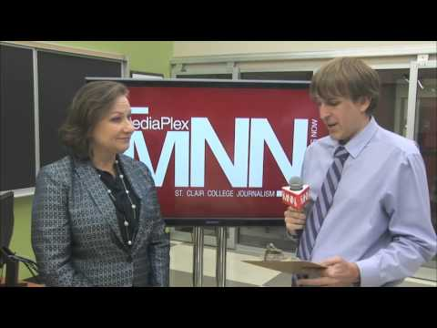 Interview with political scientist Lydia Miljan