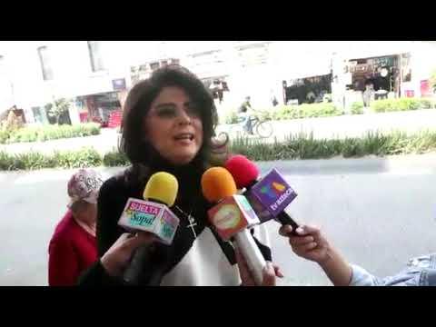 Victoria Ruffo responde a disculpas de Eugenio Derbez
