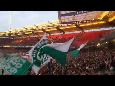 Frankenderby  -  Derbysieg 2016