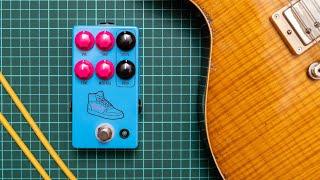 JHS Pedals PG-14 Paul Gilbert signature pedal