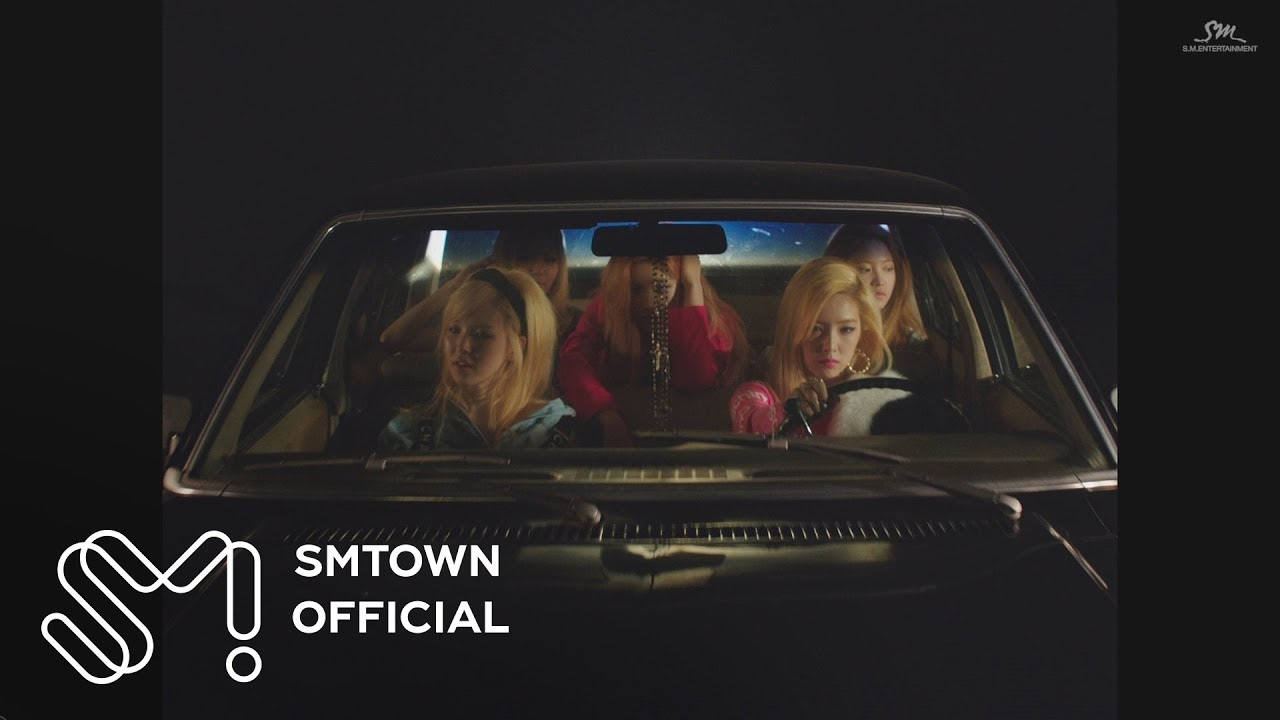 red velvet 레드벨벳 automatic