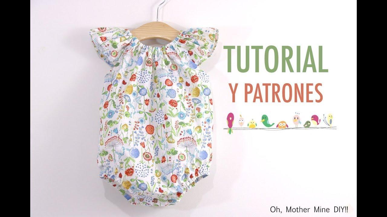 Costura de ropa: Ranita estampada (patrones gratis) - YouTube
