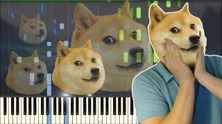 Pachelbel's Canon Extreme [Piano Tutorial] (Synthesia) // Kyle Landry + SHEETS/MIDI