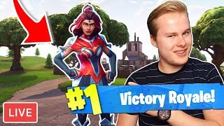 LIVE WINS HALEN MET DE VALOR SKIN!! - Royalistiq Fortnite Livestream (Nederlands)