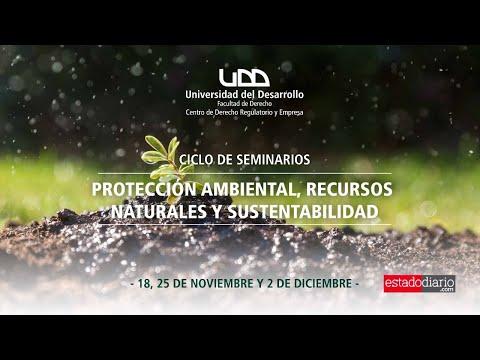 Sesión III - Ciclo de Seminarios: Protección Ambiental, Recursos Naturales y Sustentabilidad