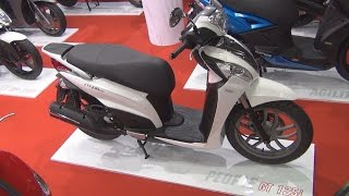 KYMCO People GT 125i (2015) Exterior and Interior in 3D