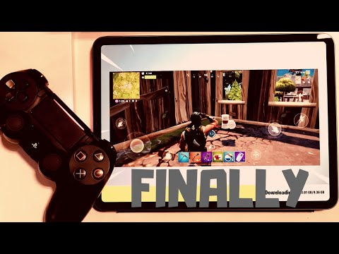 how to connect ps4/Xbox controller to iPad