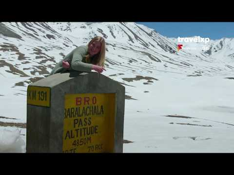 Alexandra Outhwaite in Ladakh, India