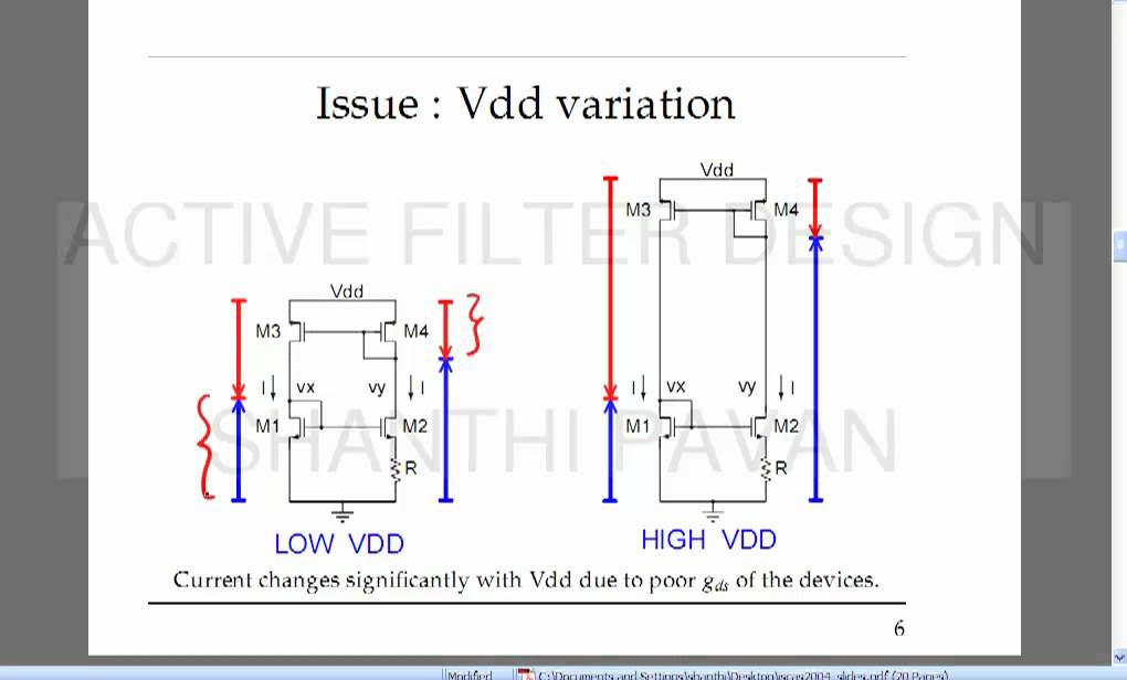 AFD36 - Turning the filter into a VCO to estimate center frequency,