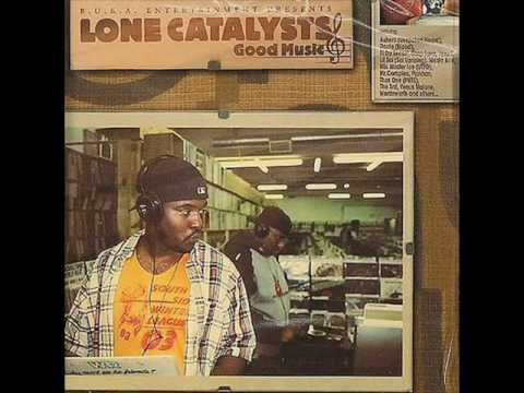 Lone Catalysts - Bad Music feat. Mix Master Ice