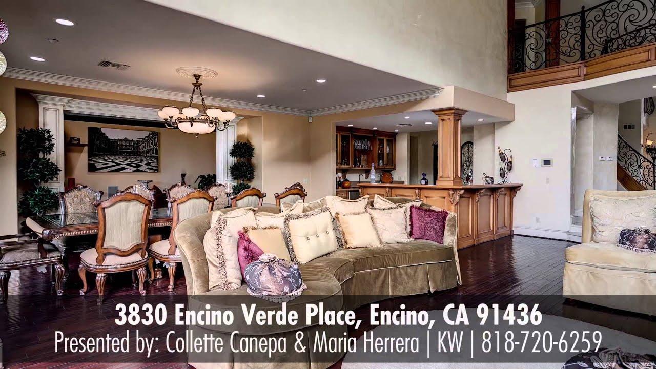 Luxury Encino Estate For Sale