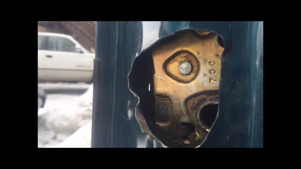 medium resolution of chevy astro van and gmc safari door handle replacement easy instructions