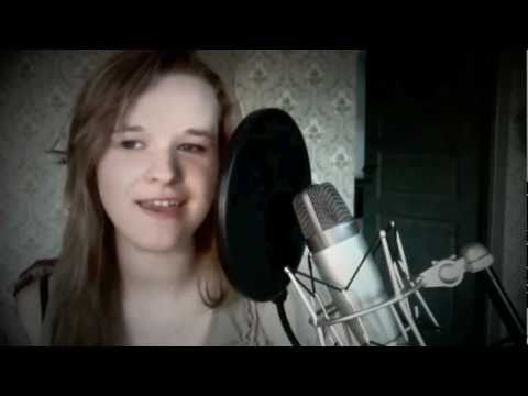Adele  Rolling in the deep me singingcover