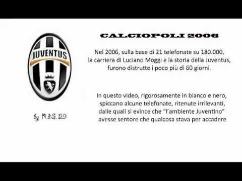 Image result for calciopoli il complotto