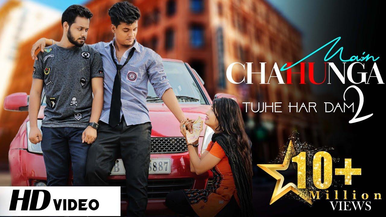 Chahunga Main Tujhe Hardam | Sharabi Husband VS School Ka Pyar| Satyajeet J|New Hindi Song|Love Race