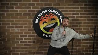 Pope Lonergan | LIVE at Hot Water Comedy Club