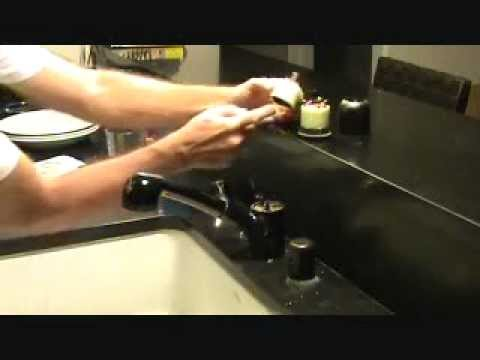 How To Repair An American Standard Kitchen Faucet...Part 1   YouTube