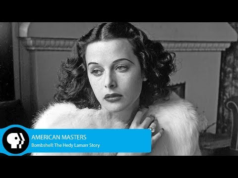 AMERICAN MASTERS   Bombshell: The Hedy Lamarr Story Trailer   PBS