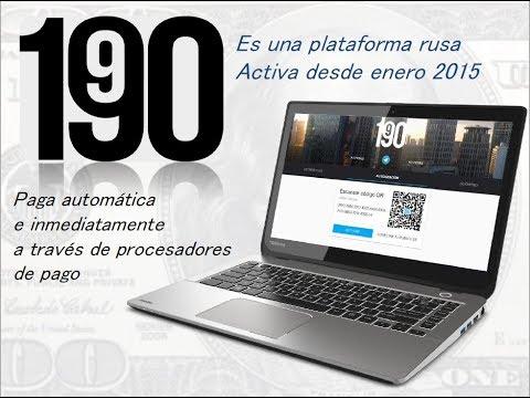 #TetraX Ley de éxito del #Holding 1-9-90  primer seminario web en español El orador es #Rich_De_Bar