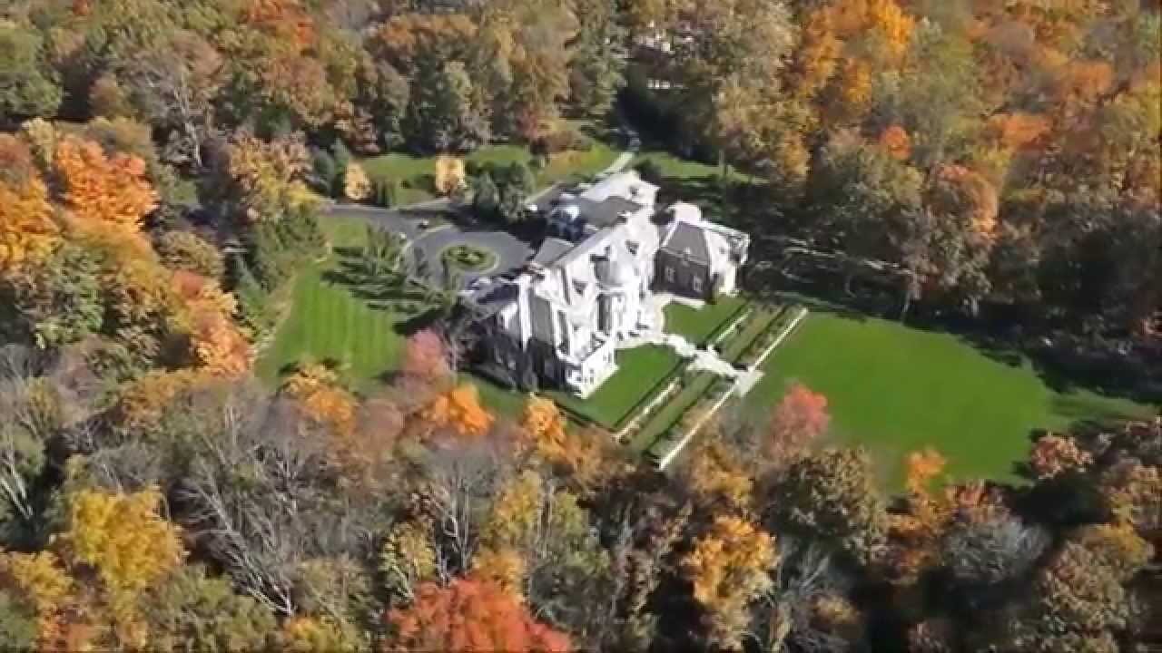 Exquisite Rosewood Estate   48 Haights Cross, Chappaqua, NY