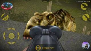 Carnivores Dinosaur Hunter | T-Rex and Allosaurus Hunting