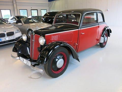 DKW F7 Reichsklasse 1938 - For sale !
